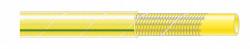 Tuyau TUBIROLL tricoté antivrille jaune trans, 25m diam 15mm