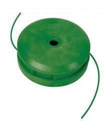 Tête de débroussailleuse universelle RAZERB Cutty + fil rond 2m diam 2,4mm