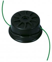 Tête de débroussailleuse universelle RAZERB Biggy + fil rond 2m diam 2,4mm