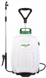 Pulvérisateur 16l , batterie , à dos et sur roues «PILA 16 R»