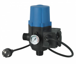 Regulateur électronique AQUACONTROL PRO avec maonmètre et prise elect