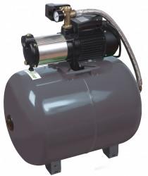 Pompe surpresseur 100L avec multi-cellualire gros débit 5 turbines